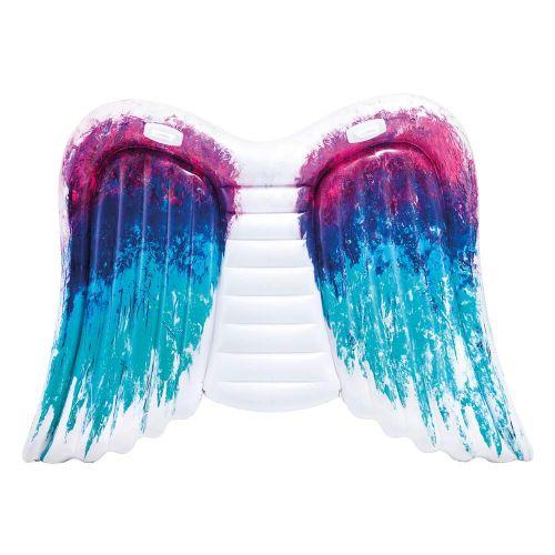 Надувной плот для катания Intex 58786 «Крылья Ангела», 251 x 160 см