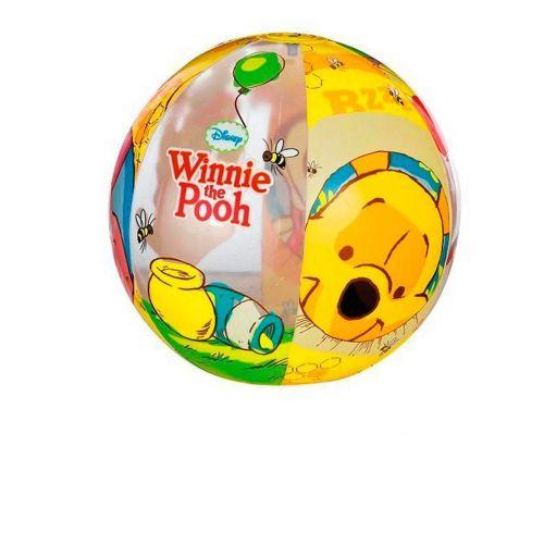 Надувной мяч Intex 58056 «Винни-Пух», 61 см