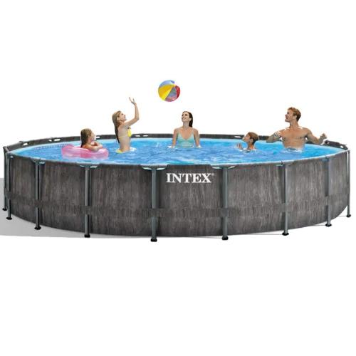 Каркасный бассейн Intex 26744 - 0 (чаша, каркас), 549 x 122 см