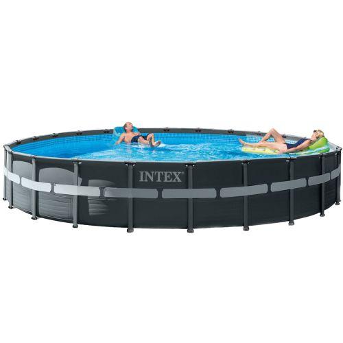 Каркасный бассейн Intex 26340 - 0 (чаша, каркас), 732 x 132 см