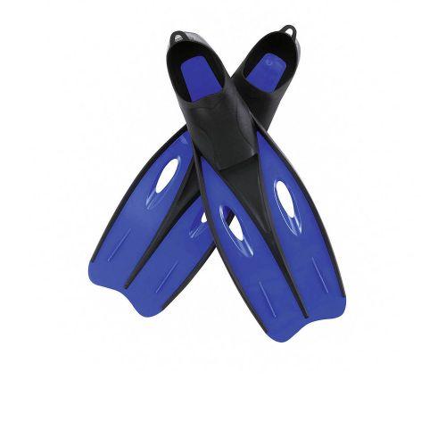 Ласты для плавания Bestway 27022, размер M, 37 (EU), под стопу ≈ 24 см, синие