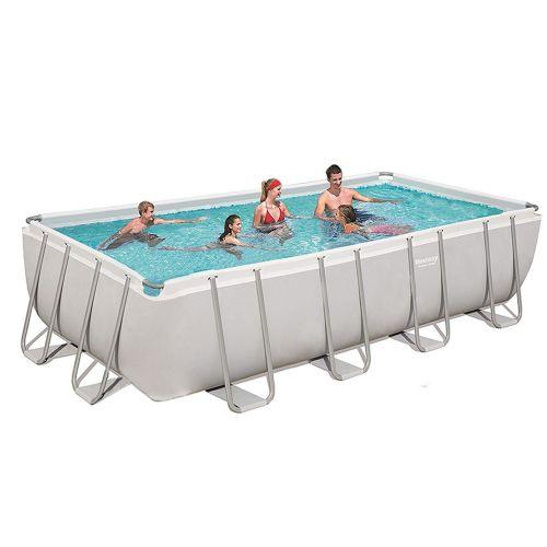 Каркасный бассейн Bestway 56465 - 0 (чаша, каркас), 549 х 274 х 122 см
