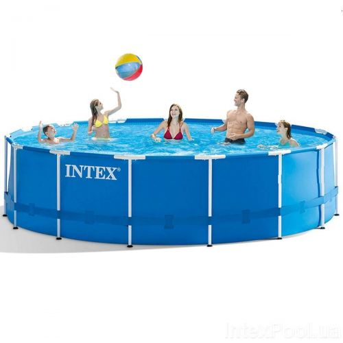 Каркасный бассейн Intex 28242 - 0 (чаша, каркас), 457 х 122 см