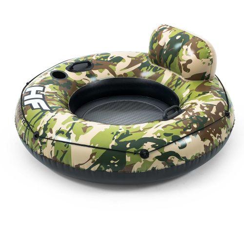 Надувной круг, серия «Sports» Bestway 43284, 135 см, зеленый