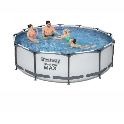 Каркасный бассейн Bestway 56420 - 0, 366 х 122 см (чаша, каркас)