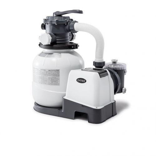 Песочный фильтр насос Intex 26646, 6 000 л\ч, 23 кг