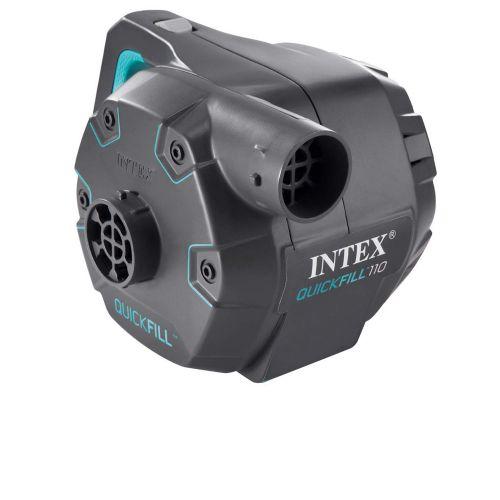 Электрический насос для надувания Intex 66644 от сети (220-240 V, 1100 л/мин)