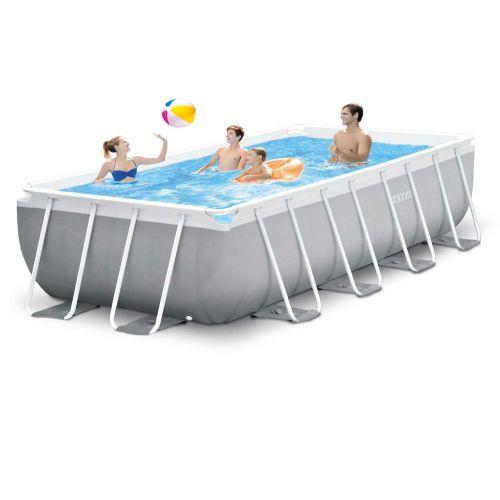 Каркасный бассейн Intex 26790 - 0, 400 x 200 x 122 см (чаша, каркас)