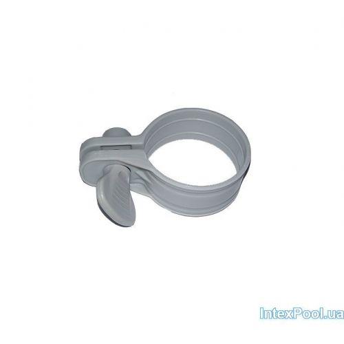 Хомут - зажим для шланга Intex 11489 (11070) для бассейнов под хомуты  (32 мм)