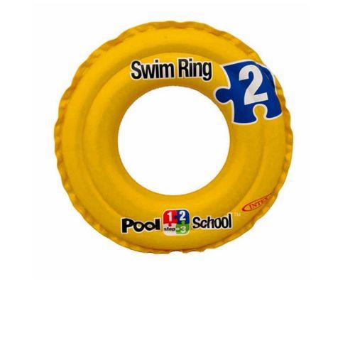 Надувной круг «Pool School» Intex 58231, 51 см