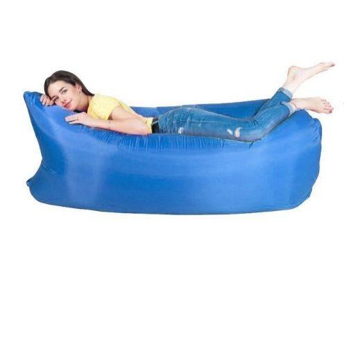 Ламзак, надувной мешок Lamzak 32001, синий
