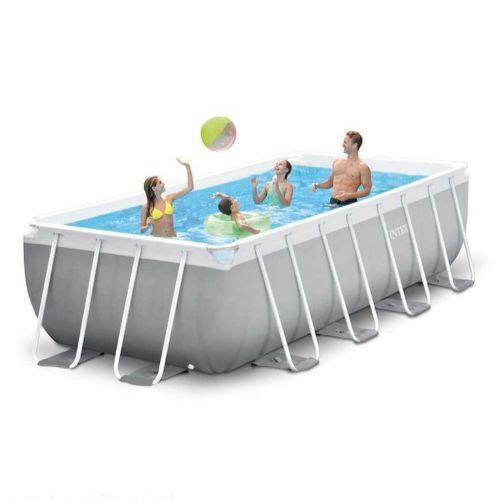 Каркасный бассейн Intex 26788 - 0 (чаша, каркас), 400 x 200 x 100 см