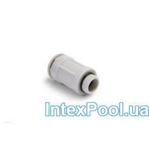 Универсальный клапан Гидро-Аэрация Intex 12363 для форсунок 32 мм, соединителей 38 мм