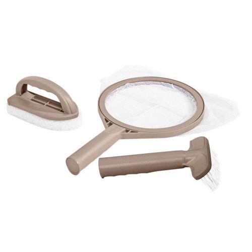 Набор для чистки Intex 28004 (сачок, щетка, губка)