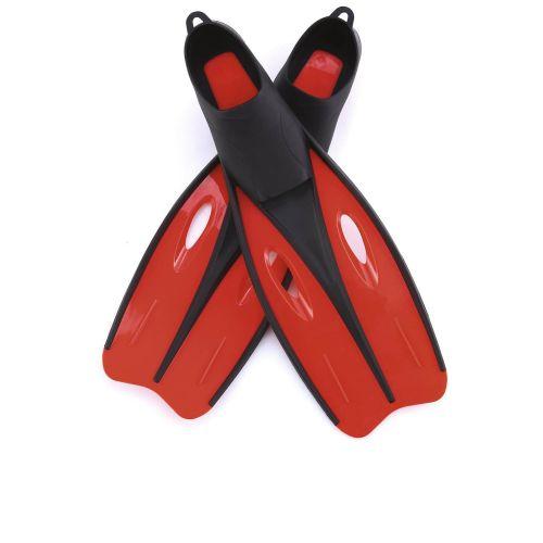 Ласты для плавания Bestway 27023, размер M, 40 (EU), под стопу ≈ 25 см, красные