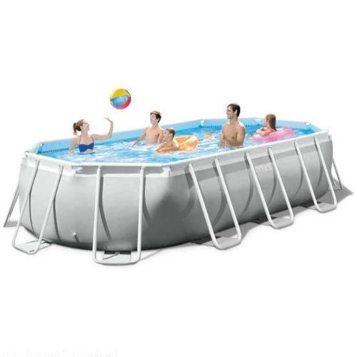 Каркасный бассейн Intex 26796 - 0 (чаша, каркас), 503 x 274 x 122 см