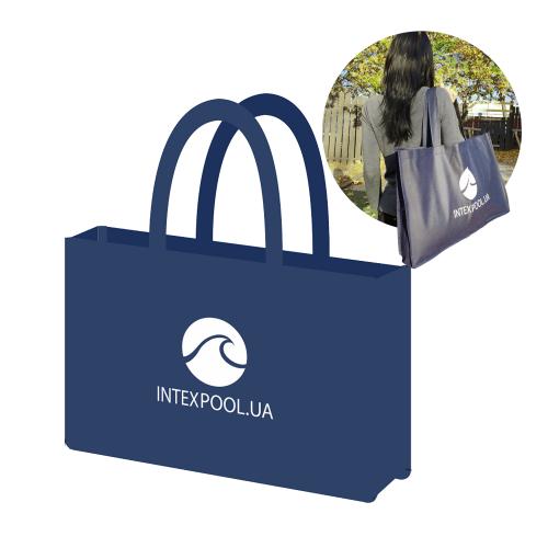 Эко - сумка «Эксклюзив» Intex 44408 для хранения матрасов, кроватей и пляжных аксессуаров