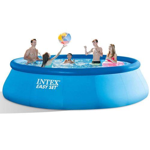 Надувной бассейн Intex 28158 - 1, 457 х 84 см