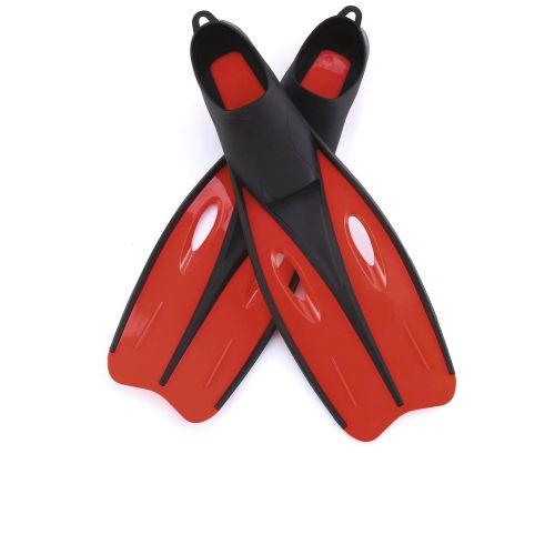 Ласты для плавания Bestway 27022, размер M, 37 (EU), под стопу ≈ 24 см, красные