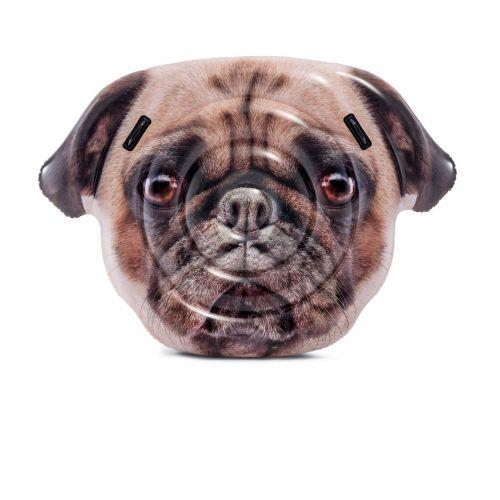 Пляжный надувной плот с ручками Intex 58785 «Собака», 173 х 130 см