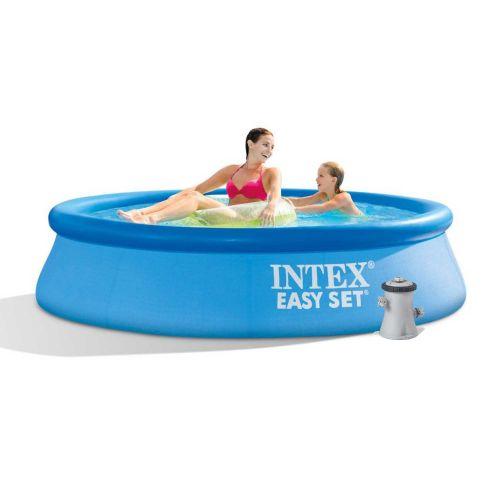 Надувной бассейн Intex 28108, 244 х 61 см (1 250 л/ч)