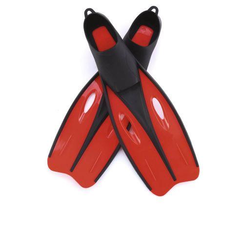 Ласты для плавания Bestway 27025, размер S, 35-37 (EU), под стопу ≈ 22-24 см, красные