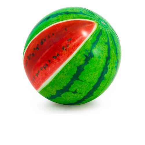 Надувной мяч Intex 58075 «Арбуз», 107 см