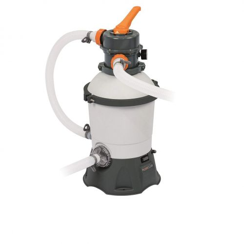 Песочный фильтр насос Bestway 58515, 3 028 л/час, 8.5 кг