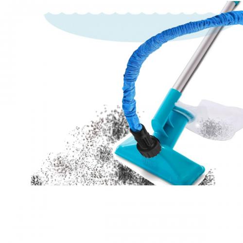 Набор аксессуаров для чистки дна бассейна от садового шланга Intex 28002-2