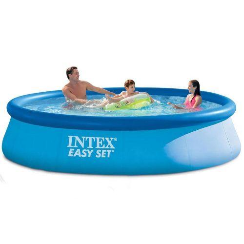 Надувной бассейн Intex 28143, 396 х 84 см