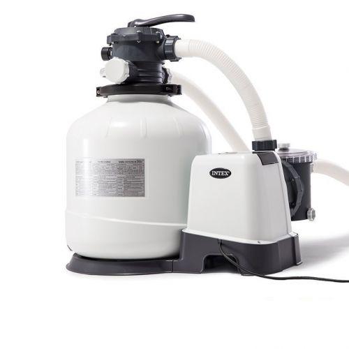 Песочный фильтр насос Intex 26652, 12 000 л\ч, 55 кг