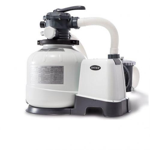 Песочный фильтр насос Intex 26648, 10 000 л\ч, 36 кг