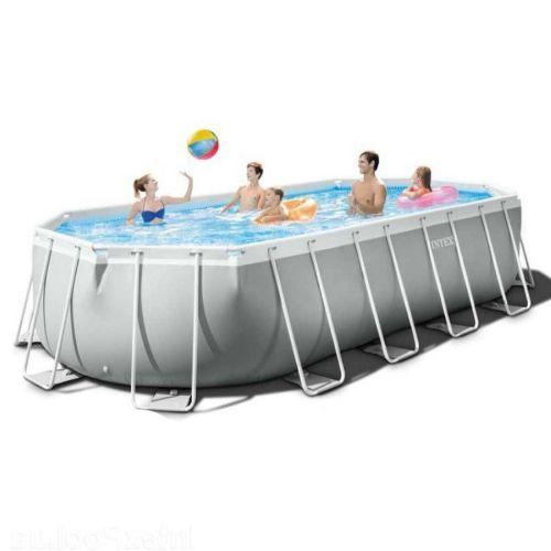 Каркасный бассейн Intex 26798 - 0 (чаша, каркас), 610 x 305 x 122 см