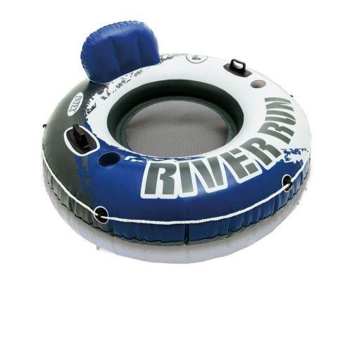 Надувное кресло River Run, серия «Sports», Intex 58825, 135 см, синие