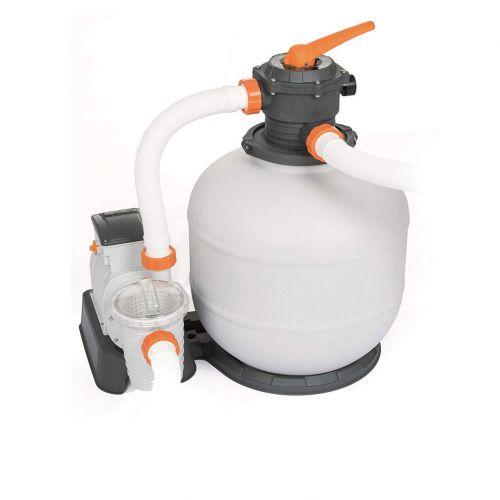 Песочный фильтр насос Bestway 58499, 7 751 л/час, 20 кг